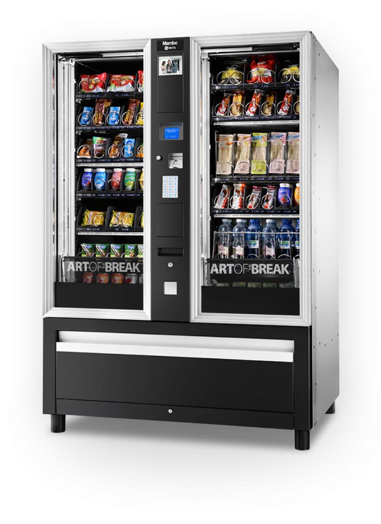Evoca Group's vending machines are found in airports, hotels and other high foot-traffic locations in more than 140 countries around the globe.