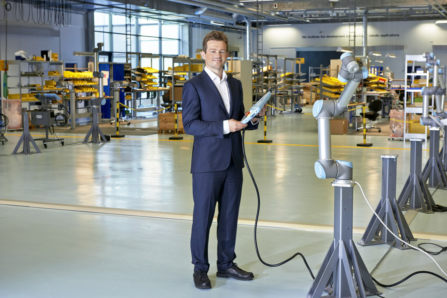 For Esben Østergaard, CTO and co-founder, Universal Robots, the goal was to create a cobot that was safe, easy to deploy and easy to use.